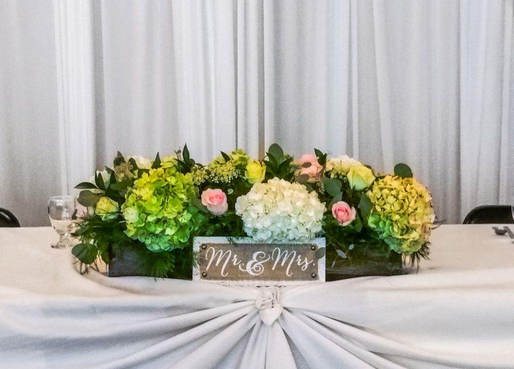Wedding at Black Lake